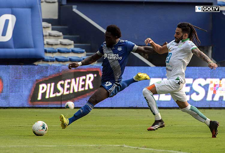Liga de Portoviejo recibe a Emelec en el cierre de la sexta fecha