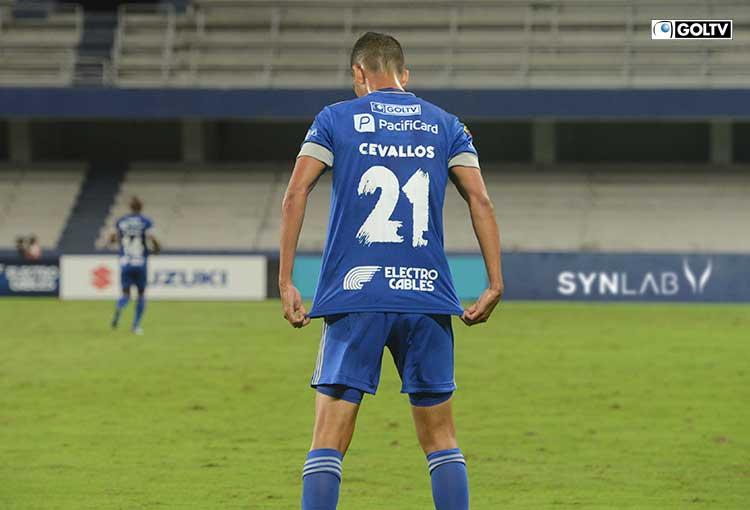 Emelec goleó a El Nacional y alcanza al líder de la etapa