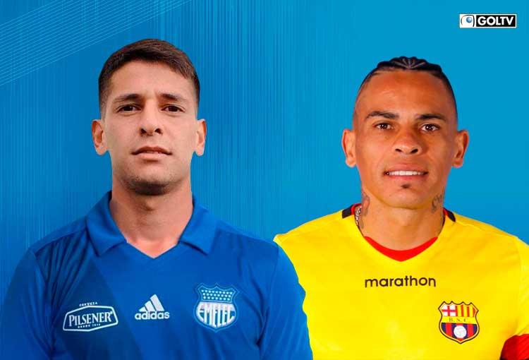 Barceló y Álvez, los uruguayos que comandan la ofensiva de los equipos del Astillero