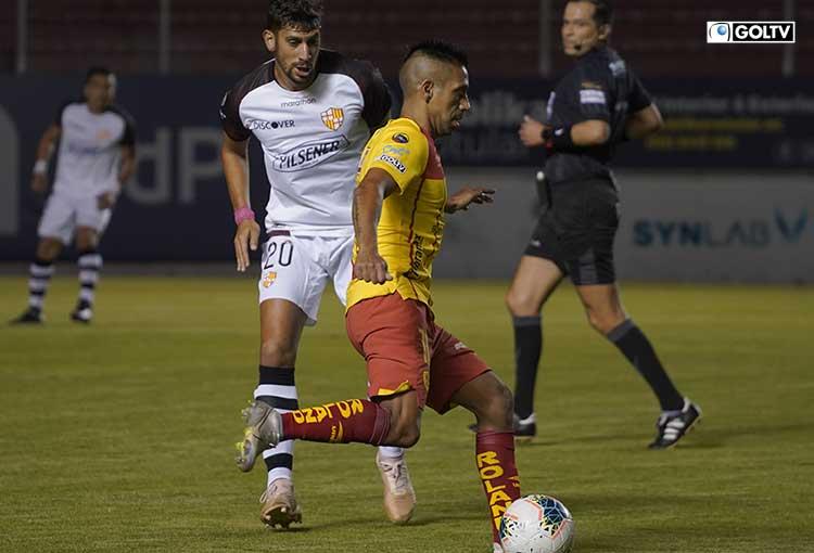 El Show del Fútbol eligió a Víctor Figueroa como la figura de la fecha