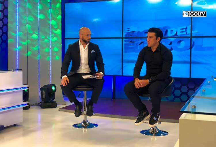 Fernando Gaibor habló en exclusiva para El Show del Fútbol
