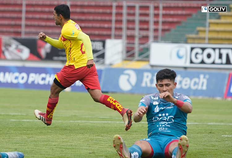 El Nacional va por la victoria ante un Aucas con bajas