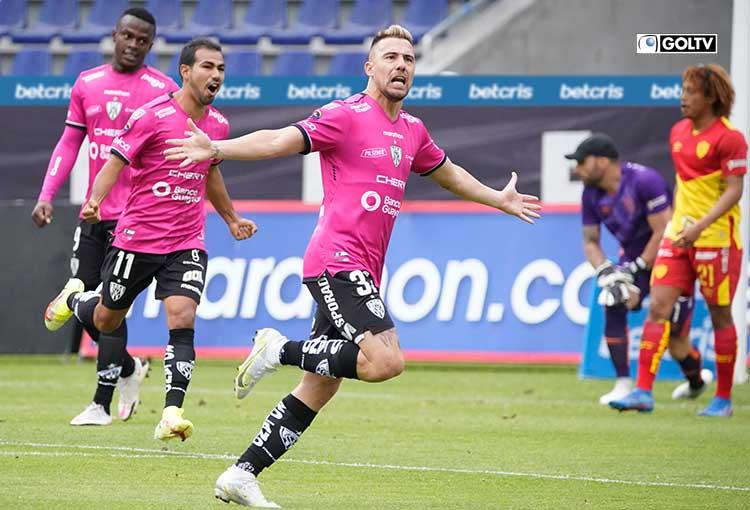 Independiente venció a Aucas y lidera la segunda etapa