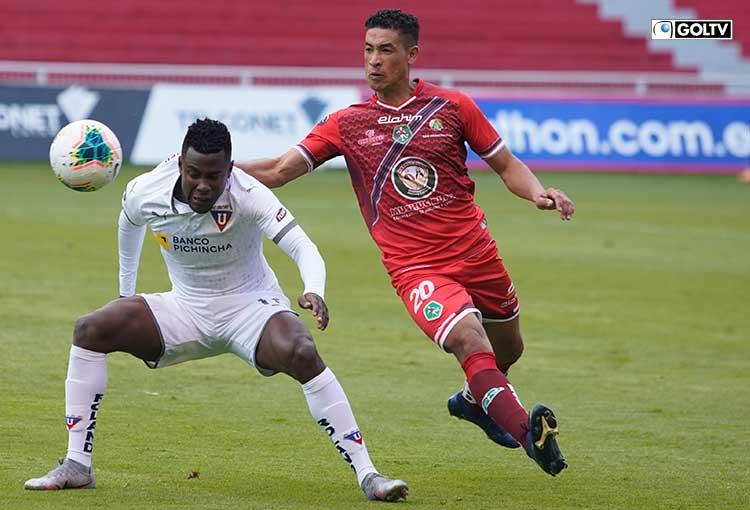 Mushuc Runa quiere dar la sorpresa ante Liga de Quito