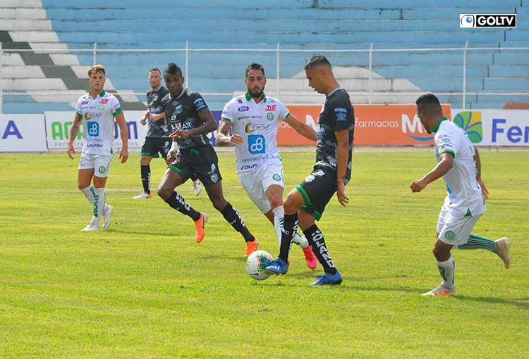Liga de Portoviejo y Orense se juegan la permanencia en la Serie A