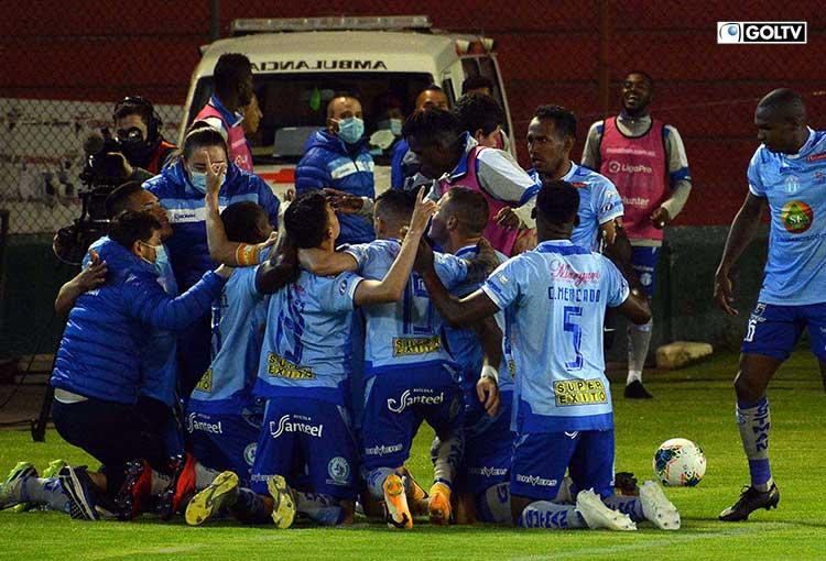 Macará venció a Liga de Portoviejo y busca clasificarse a Copa Libertadores