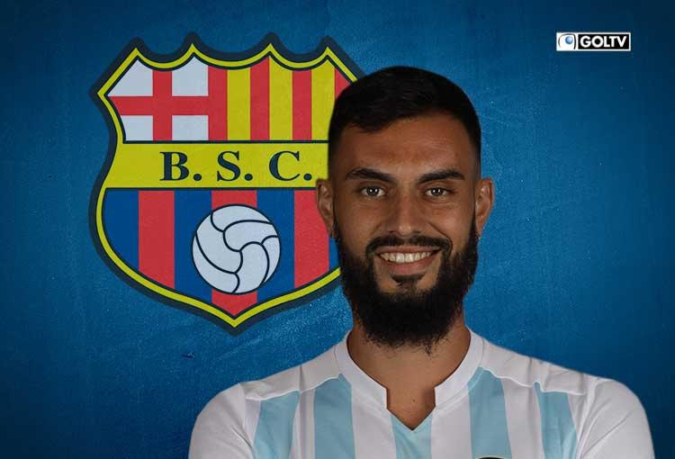 Barcelona anunció a Gonzalo Mastriani como su nuevo refuerzo