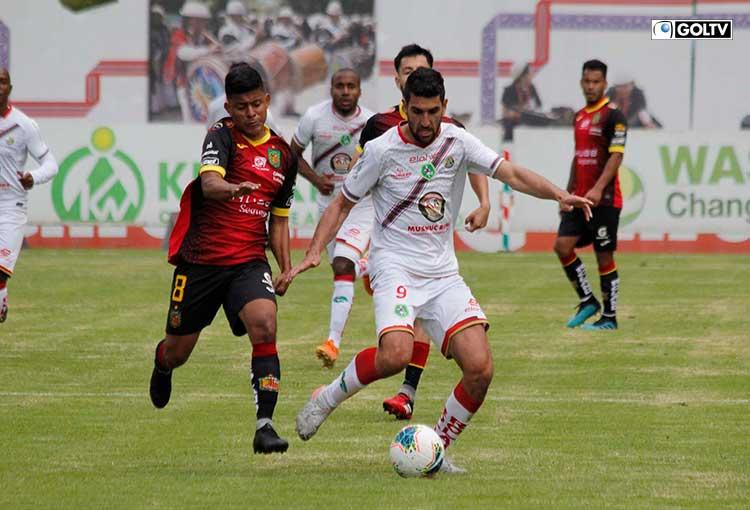 Deportivo Cuenca quiere salir del último lugar ante un difícil Mushuc Runa