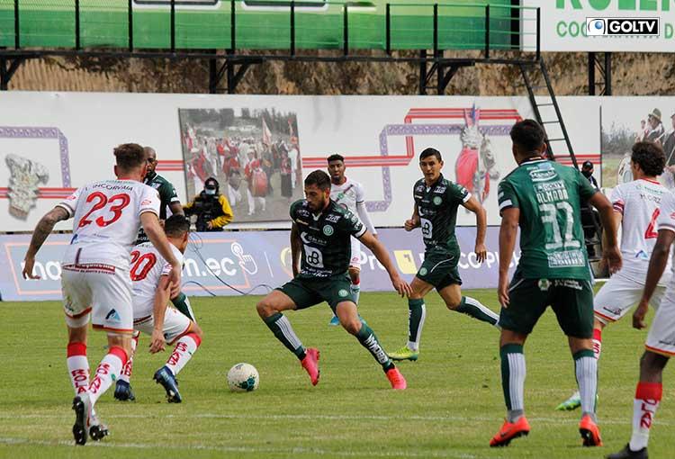 Liga de Portoviejo obligado a ganar ante un Mushuc Runa necesitado de puntos