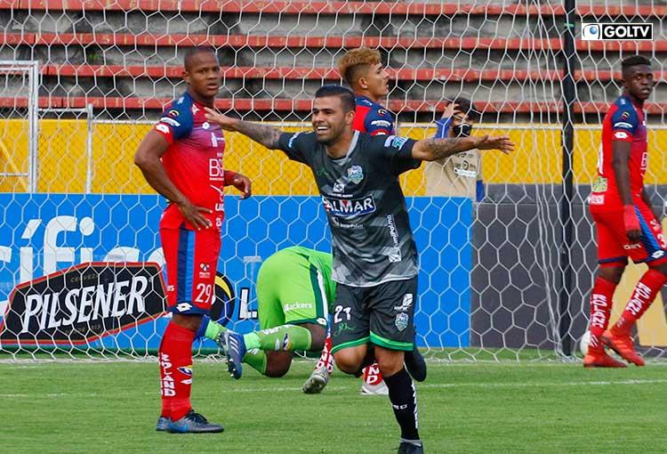 Orense recibe a El Nacional en un duelo por la permanencia en la Serie A
