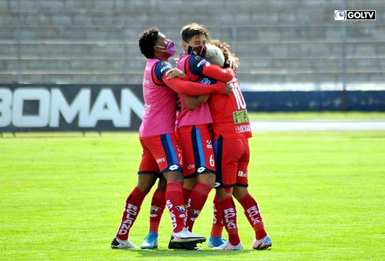 Gran victoria de El Nacional sobre Olmedo en Riobamba