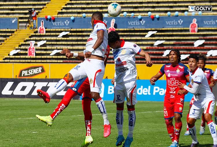 Edison Méndez debuta como DT de El Nacional ante Olmedo