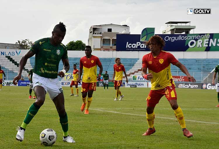 Aucas recibe a Orense en el primer partido del domingo