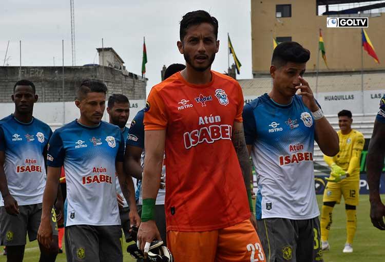 Manta FC venció a Orense con un golazo de José Angulo