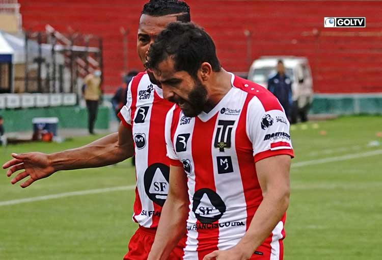Técnico goleó a Guayaquil City y respira un poco en el torneo nacional