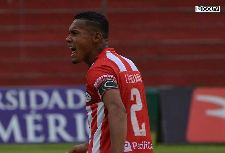 Técnico Universitario rescató un empate de local ante el Deportivo Cuenca
