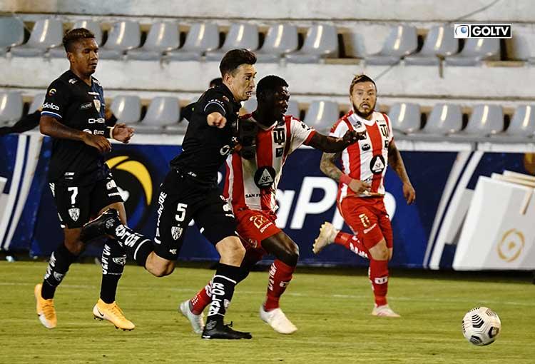 Independiente derrotó a Técnico en Ambato y se acerca al puntero Barcelona