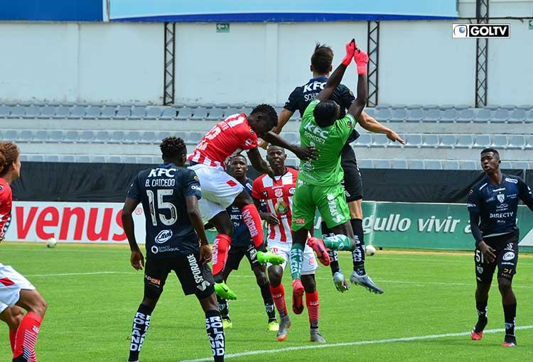 Técnico e Independiente rivalizan en partido adelantado por la fecha 8