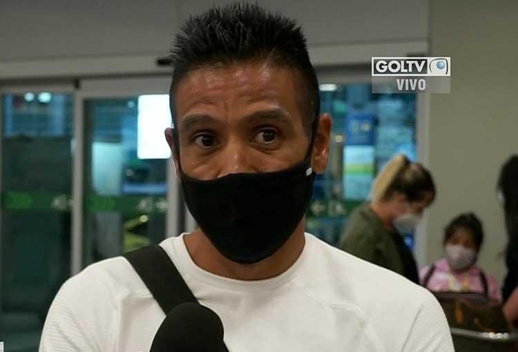 Víctor Figueroa regresó al país y habló en exclusiva para GolTV