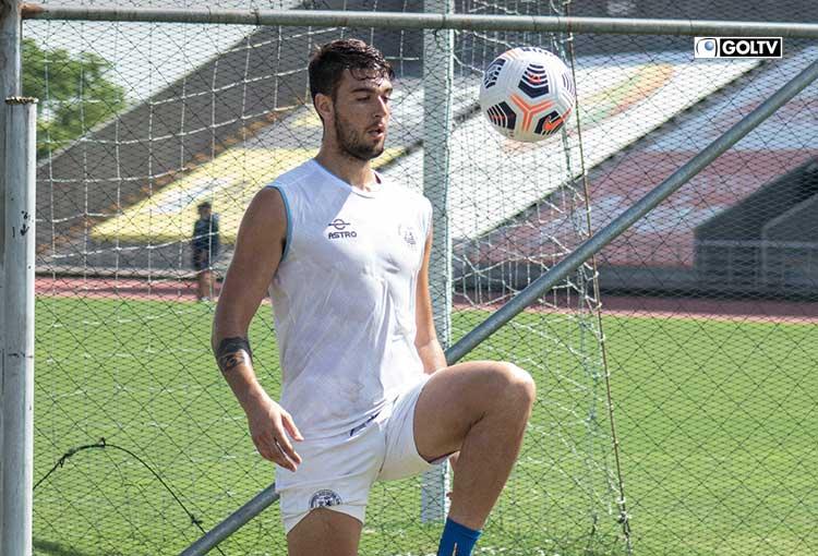 Agustín Ale dejaría Guayaquil City para jugar en Olimpia de Paraguay