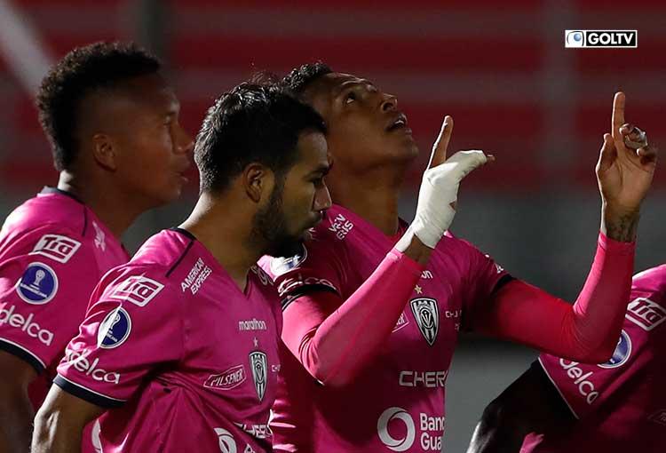 IDV empató con Bragantino y quedó eliminado de Copa Sudamericana