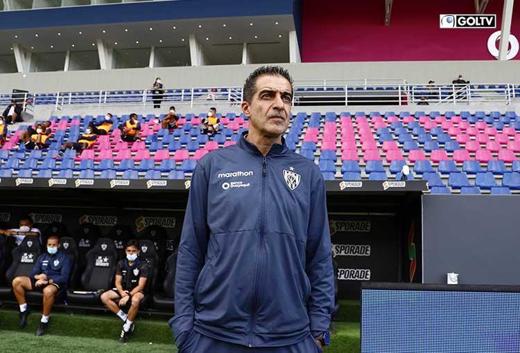 Renato Paiva no le gustó el desempeño defensivo de IDV ante Católica