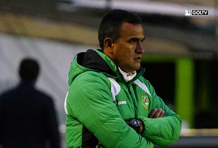 Geovanny Cumbicus, el DT revelación de la Liga Pro Betcris