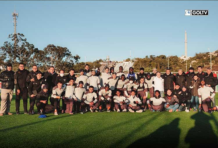 LDU visita a Gremio por Copa Sudamericana