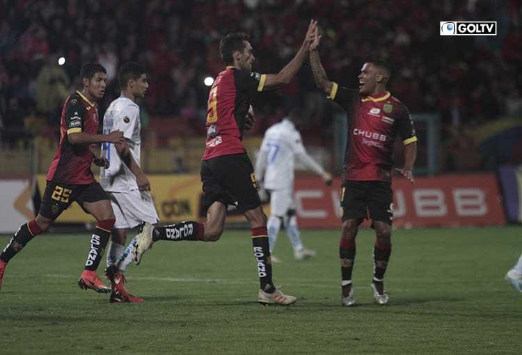 Los jugadores que más pases ponen al último tercio en el Deportivo Cuenca