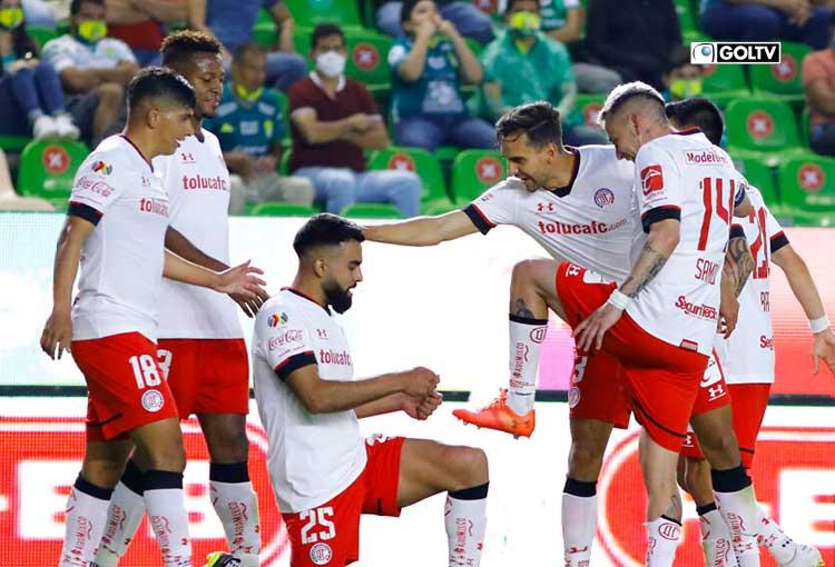 Toluca de Estrada eliminó a León de Mena en los repechajes de Liga MX